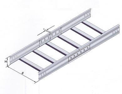 梯级式dian缆桥架